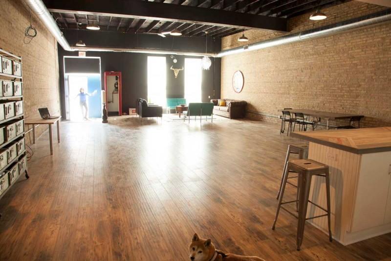Trigger Studio - interior