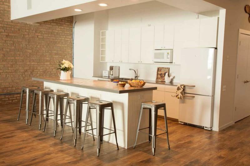 Trigger Studio - kitchen
