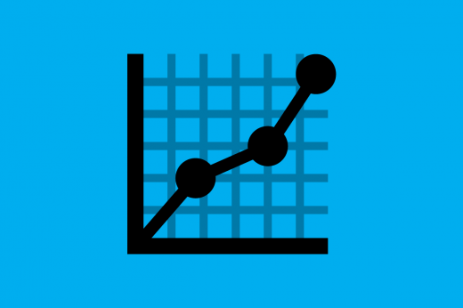 New Business Chart Icon