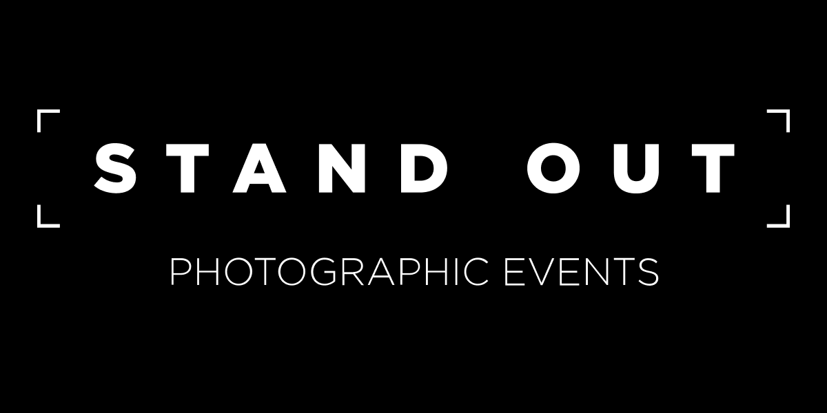 STAND OUT photographoc event logo